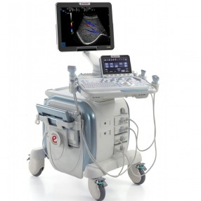 Esaote ultrasounds with stand