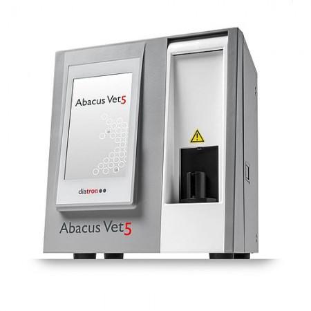 Abacus Vet5 Hematology Analyzer