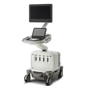 Philips ultrasounds with stand