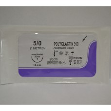 Polyglactin 910 5/0