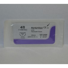 Polyglycolic Acid 4/0