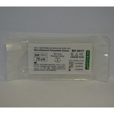 Surulon: Monofilament polyamide 5/0